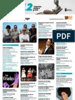 Agenda Canarias cultura y ocio - junio 2012