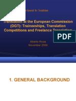 2009 DGT Master Presentation