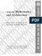 matematica si arhitectura