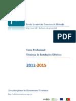 TIE PlanoCurricular+PerfilDeDesempenho+Conteudos