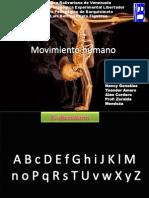 Desarrollo Motor Movimiento HUMANO GUANARE