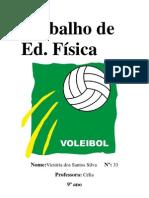 Voleibol aquiiii