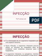 6ª aula - Infecção