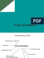 ARQUITECTURA Proto Racionalismo