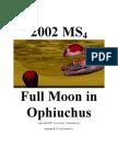 Masonic Moon in Reptilian Ophiuchus
