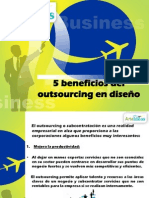 Beneficios del Outsourcing. www.arteideas.pe