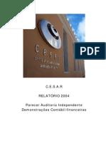 Imprensa.cesar.org.Br Balanco 2003 2004