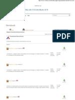 Downloads - Ferramentas de Desenvolvimento