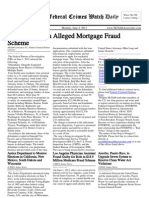 June 4, 2012 - The Federal Crimes Watch Daily