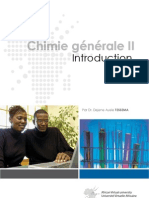 Chimie Generale II - Readings