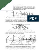 8 Distanţa focală şi perspectiva liniară