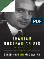 The Iranian Nuclear Crisis