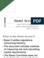 Basel Accord II