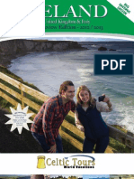 Celtic Tours World Vacations Preview Brochure