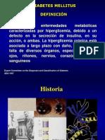 Diabetes Mellittus