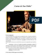 Las Cartas de San Pablo