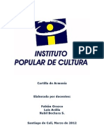 Cartilla Armonía IPC (1)