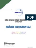 Apostila de Espectrofotometria Uv-Vis[1]