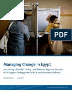 Managing Change in Egypt