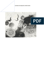 Diagnosis of Parasitic Infections Aeb 430.1 4