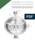El Mecanismo de Bombeo de La Bomba de Pistones Radiales Consiste en Un Barril de Cilindros