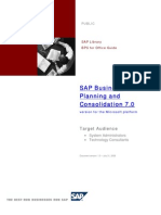 Sap Bpc 70sp00m Officegde