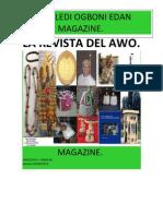 COMPONENTES FUNDAMENTALES EN LA LECTURA DEL SAGRADO ORÁCULO DE IFÁ