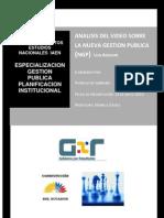 Analisis La Nueva Gestion Publicavfinalfinal