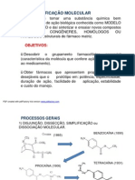 Modificacao Molecular