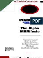 Alpha Manifesto