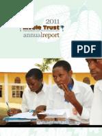 Mvule Trust Annual Report 2011
