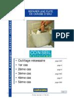 PDF Reparer Une Fuite de Chasse d Eau