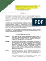 CONVENIO DE INDEMNIZACION UNIDADES MIXTAS ESPAÑA
