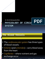 Physiology of Circulation System