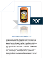 Manual Para Dummies Garmin Edge 705