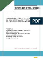 Diagnostico Organizacional Grupo Inmobiliaria Betel Mexico