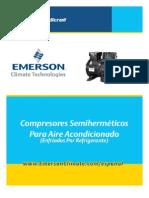 Compresores Semi-hermeticos Copeland