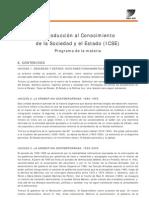 ICSE Programa 2012