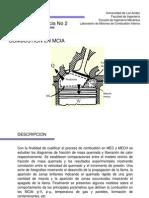 C2 Combustion en MCIA