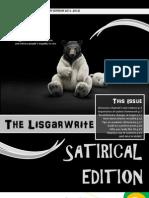 Lisgarwrite June Edition