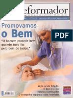 Reformador agosto/2006 (revista espírita)