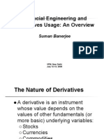 IIPM Derivative Overview