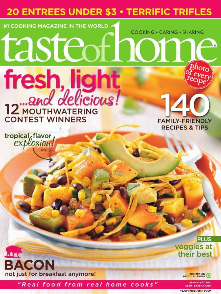 Taste of Home 8