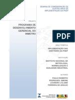Artigo Desenvolvimento Gerencial Inmetro - EnDP - Brasilia - MP - 2010