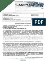 Concurso Público Edital 002_2012 - Prefeitura de Goiânia - Cartão de Confirmação da Inscrição (CCI)
