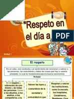 Ppt 1 El Respeto.hc