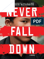 Never Fall Down by Patricia McCormick