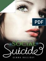 Social Suicide by Gemma Halliday