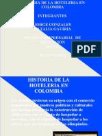 historia de la hoteleria en colombia