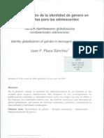 La globalización de la identidad de género en las revistas para adolescentes